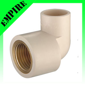 Hot Selling Products Female Brass Thread Elbow (ASTM2846)