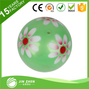 Custom Printed Balls PVC Plastic Printed Ball with Logo pictures & photos