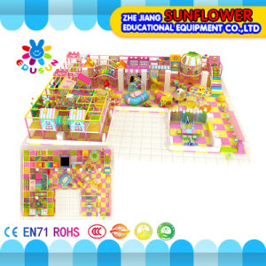 Indoor Playground--Magic Paradise Series, Naughty Castle Series