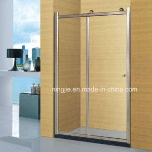 Hottest Selling Eight Angle Wheel Bathroom Shower Room Screen (A-8921) pictures & photos
