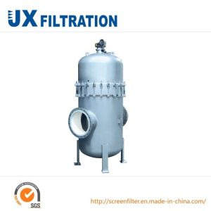 Automatic Carbon Steel Self-Cleaning Water Filter pictures & photos