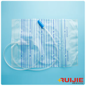 Adult Drainage Bag Without Outlet 2000ml pictures & photos