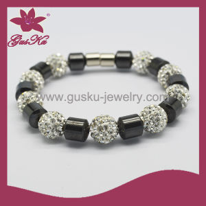 Factory Price Fashion Crystal Bracelet Jewelry (2015 Gus-Htb-007) pictures & photos
