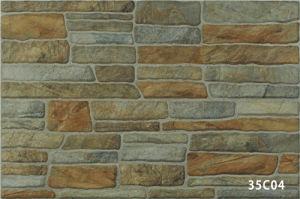 Porcelain Antique Cultural Stone Wall Tile (333X500mm) pictures & photos
