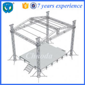 China on sale aluminum stage lighting truss system china for Cheap trusses for sale