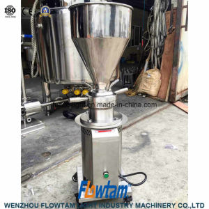 Stainless Steel Vertical Movable Colloid Mill pictures & photos