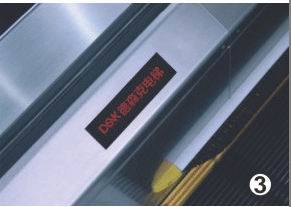 Indoor Escalator with Stainless Steel Step pictures & photos