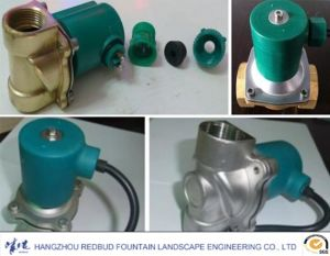 Fountain Solenoid Valve pictures & photos