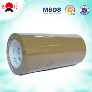 Brown High Quality BOPP Adhesive Packing Tape pictures & photos