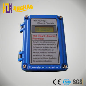 Clamp-on Wall-Mounted Ultrasonic Flowmeter (JH-TDS-100F) pictures & photos