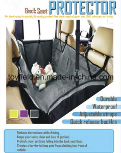 Dog Car Seat Cover Bench Pet Car Seat Cover pictures & photos