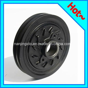 Car Parts Auto Crankshaft Pulley for Mitsubishi Rodeo 1996-2007 Md376609 pictures & photos