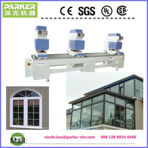 UPVC Window Welding Machine Price, UPVC Window Machinery-Four Heads Seamless Welding Machine pictures & photos