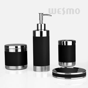 Rectangle Shape Stainless Steel Bathroom Set (WBS0809B) pictures & photos