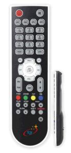 40 Keys LED TV Box STB Sat DVB Ott IPTV Remote Control pictures & photos