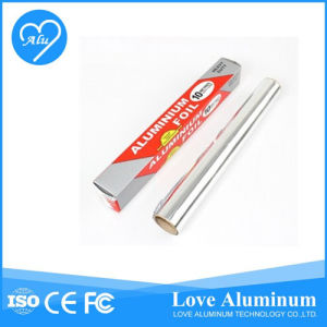 Food Packing Aluminum Foil Roll pictures & photos