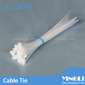 Nylon Cable Tie for Cables 2.5X200mm (YL-T3X200) pictures & photos