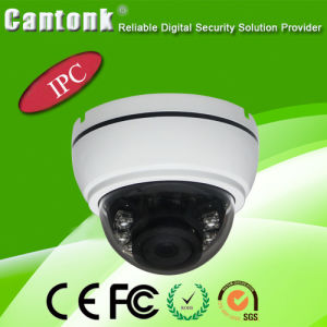 Plastic IR Sony CMOS Fixed Lens IP Camera (TD20H) pictures & photos