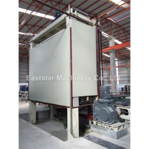 Full Automatic Quartz Slab Production Line with Press Machine pictures & photos