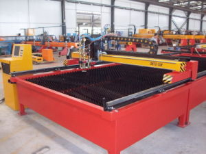 CNC Water Surface Cutting Machine pictures & photos