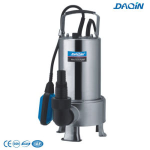 Qds Stainless Steel Submersible Pumps pictures & photos