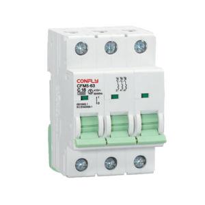 Cfm5-63 Mini Circuit Breaker Ce RoHS Semko MCB 10ka pictures & photos