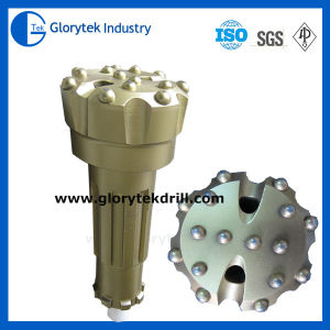 High Quality High Pressure Button Drill DTH Hammer Bits pictures & photos