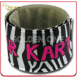 Cheapest Custom Cartoon Embossed Printed Logo Silicone Bracelet pictures & photos
