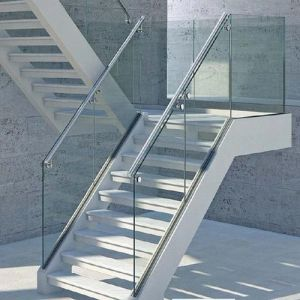 Superior Tempered Safety Customized Glass for Stair Handrail with Ce Certificate