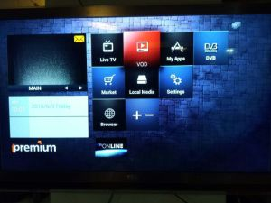 Intelligent TV Receiver Ipremium I9 for Afghan, India, Iran, Germany, Russia, Arabic, Pakistan pictures & photos