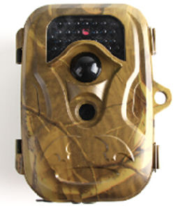 5MP Lens Sensor Scouting Hunting Camera Digital Trail Camera with IR (S660)