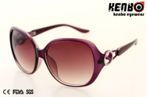 New Design Fashion Plastic Sunglasses with Nice Hinge Kp50858 pictures & photos