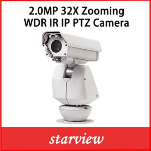 2.0MP 32X Zooming WDR IR Network IP PTZ Camera pictures & photos