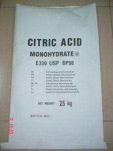 Citric Acid, C6h8o7- (77-92-9)