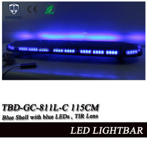 Blue LED Lightbar for Ambulance or Police Car pictures & photos