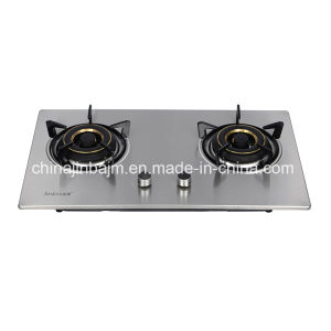2 Burners Stainless Steel, Cooktop/ Built-in Hob/Gas Hob pictures & photos