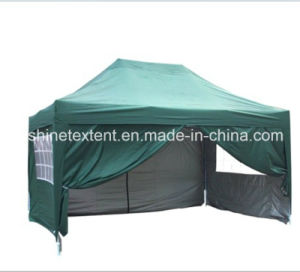 Hot Sale Outdoor Foldable Commercial Marquee Tent with Side Wall pictures & photos
