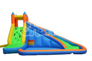 Backyard Inflatable Water Slide pictures & photos