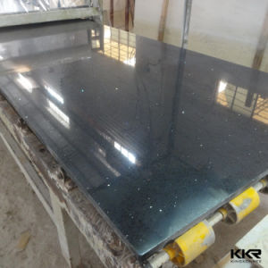 Artificial Stone Marble Quartz Countertop Big Slabs (170520) pictures & photos