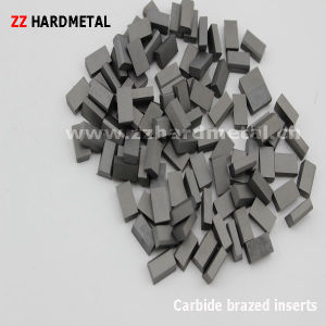 Tungsten Carbide Brazed Tips (E12) pictures & photos