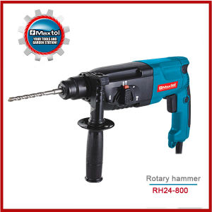 Electric Tools 24mm Rotary Hammer 780W with Variable Speed