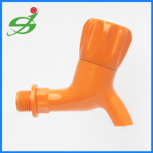Plastic Polo ABS Long Body Bibcock Hot Sale in India pictures & photos