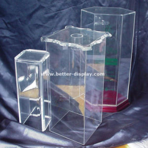 Clear Plastic Wine Glass Packing Box pictures & photos