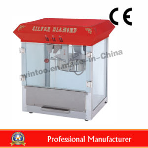 Industrial-Strength Popcorn Machine Ce Certificate and ETL Certificate (TPM-8R) pictures & photos