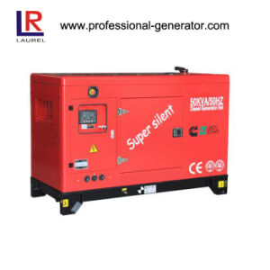 125kVA Cummins Silent Diesel Generator Set pictures & photos