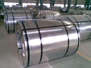 Cold Rolled ASTM 201 Brushed Finish Stainless Steel Plate/Coil (China) pictures & photos