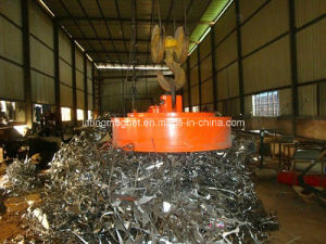 China Industrial Lifting Magnet Supplier MW5 pictures & photos