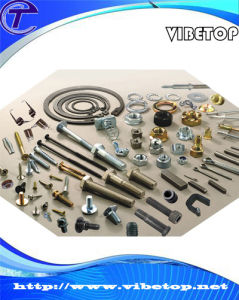 Manufacturer of Perforated Metal Parts/Electronic Component pictures & photos