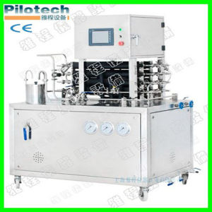 Small Machine for Juice Laboratory Uht Sterilizer Pilotech pictures & photos