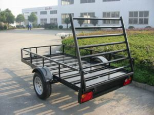 ATV Trailer UTV Trailer Cat-Ar with Loading Ramp